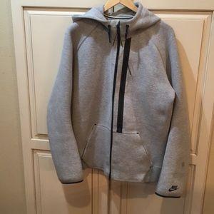 Nike tech fleece hoodie sweatshirt jacket L